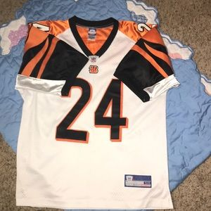 Bengals O'Neal jersey